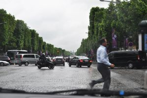 Champs Elysees by Z-Designs
