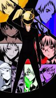 Durarara : Separated Ways by BlazingWarlord
