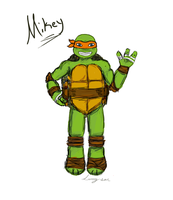 Mikey by Lumy-san