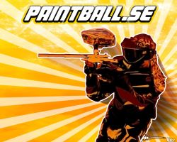 Paintball wallpaper 2 by Keeyou