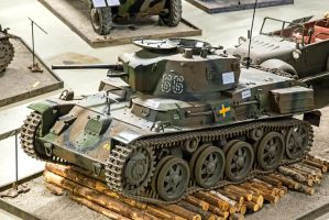 Another shot at Stridsvagn m38 by attomanen