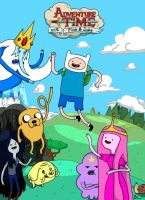 Adventure Time by JackSkelling10