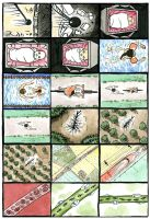 Advertising Storyboard 2-2 by WasserBoxer