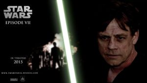 Episode VII - Movie Banner 2015 by DarthTemoc