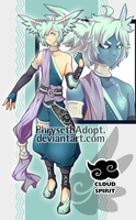 AdoptableAuctionMale15(CLOSED) by PhrysethAdopt