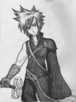 Cloud Strife by MaruHimeChan