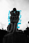I hate myself and want to die by olemaphotography
