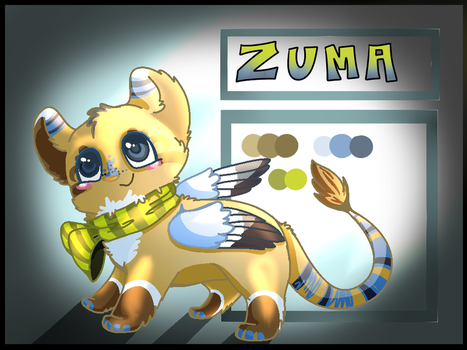 Zuma : Lion-Bird Auction | OPEN! by little-space-ace