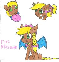 bit of Fire Blossom by cmara