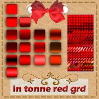 in tonne red by roula33