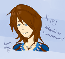 .:Valentines gift for inxparadisum:. by Arisuu-Kun