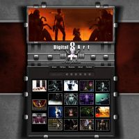 Inception8 Website Layout 00 by inception8