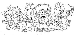 My Rugrats 2010 by Hero-Jaxx