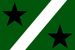 Progressive Party Flag by Party9999999