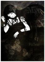 Fallen in my darkness. by oOMyuOo