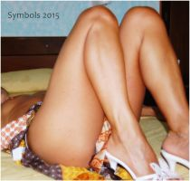 legs and w shoes by Symbolo