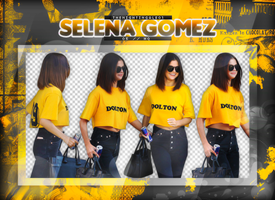 Selena Gomez - Pack Png #23 by TheNightingale01