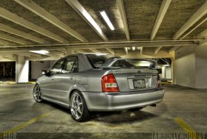 Protege HDR2 by Johnny23xx