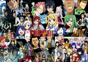 Fairy Tail :D by ImJustMe07