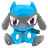 Riolu PokeDoll by Siplick
