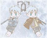 Jack Frost Now and Then by MugenMusouka