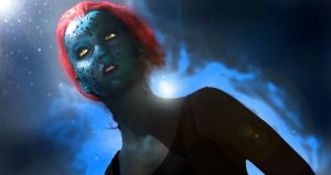 Mystique by KlairedeLys