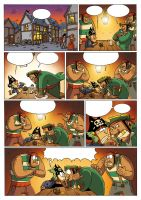 pirate 's nut  page 2 by CROMOU