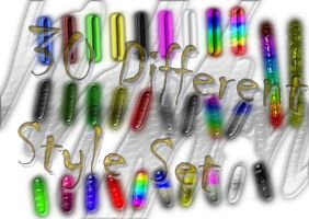 30 Different Styles Set by ThaMex4lif3