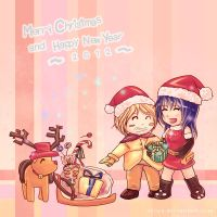 Merry Christmas 2012 by ariiya