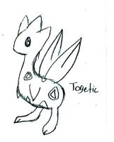 Togetic by FuneralDyingheart