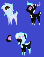 Frost Bite x _____ Breedable by VampireKittenRose
