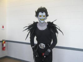 Awesome Ryuk Cosplay by Anime-King-Zi2