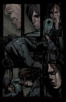 Silent Hill Downpour #2 Page 3 by T-RexJones