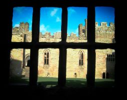 LUDLOW CASTLE by iriscup