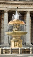 Rome - St Peter's Square 6 by Lauren-Lee