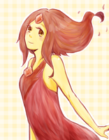 Flame Princess by boringcloud
