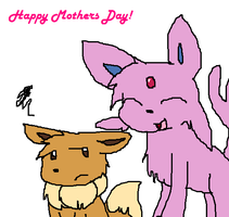 Edward and Regina: Happy Mothers Day! by Cocoafox895