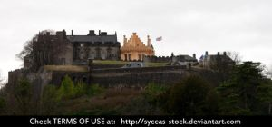 Stirling Castle 3 by syccas-stock