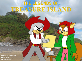 The Legends of Treasure Island by Sricketts14381