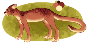 Bay Cat Character Auction by TabbyTwist