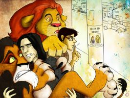 Lions and Losers by Minos336