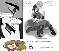 Love triangle Doujinshi RxCxS by Lein-of-the-lotus