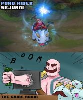 Poro Lover by mickking