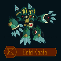 Cold Koala digitalized by Alex-the-Irregular
