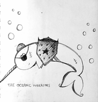narwhal by EGLemming