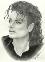 Michael Jackson by TiffanyfromCANADA
