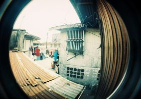 Welcome To The Tough Hood by lomocotion