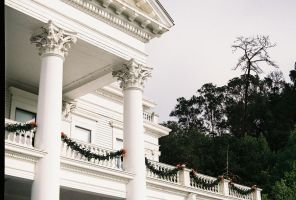 The Dunsmuir Mansion by VictorianKiss