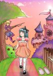 Hinata in Wonderland: cover by Cocodoo