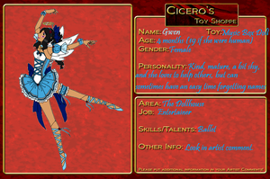 Cicero Toyshop Application by Setsuna-Yena